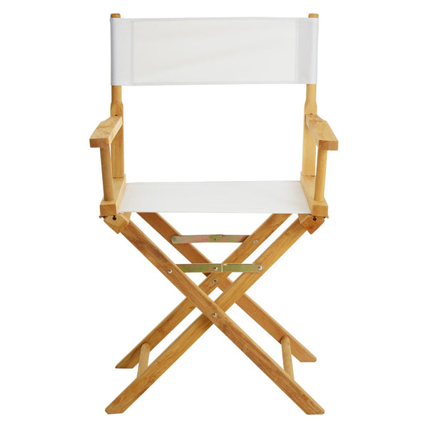 White Directors Chair