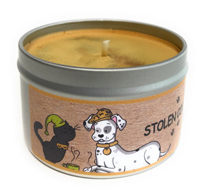 Stolen Cookie 100% Soy Wax Triple Scented Candle