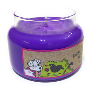 Incrediberry Fetch 100% Soy Wax Triple Scented Candle