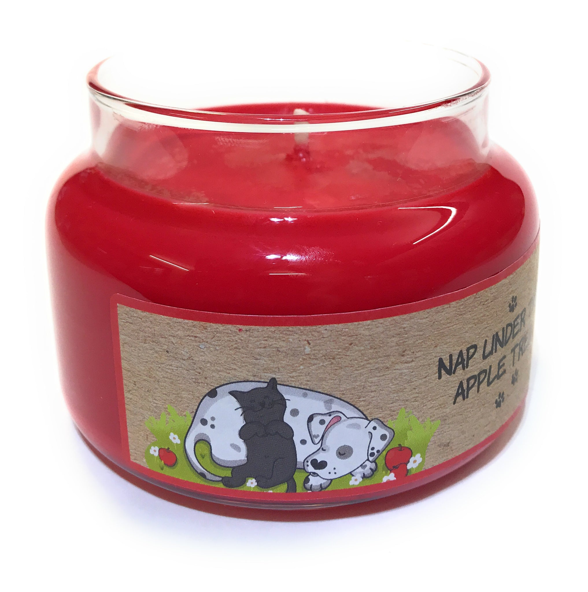 Nap Under the Apple Tree 100% Soy Wax Triple Scented Candle