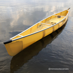 "Prism 16' 6"" Aramid Ultra-light w/Silver Trim Solo Wenonah Canoe"
