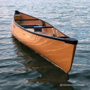 "Wilderness 15' 4"" Tuf-Weave® Flex-Core Mango Gel Coat Solo Wenonah Canoe"