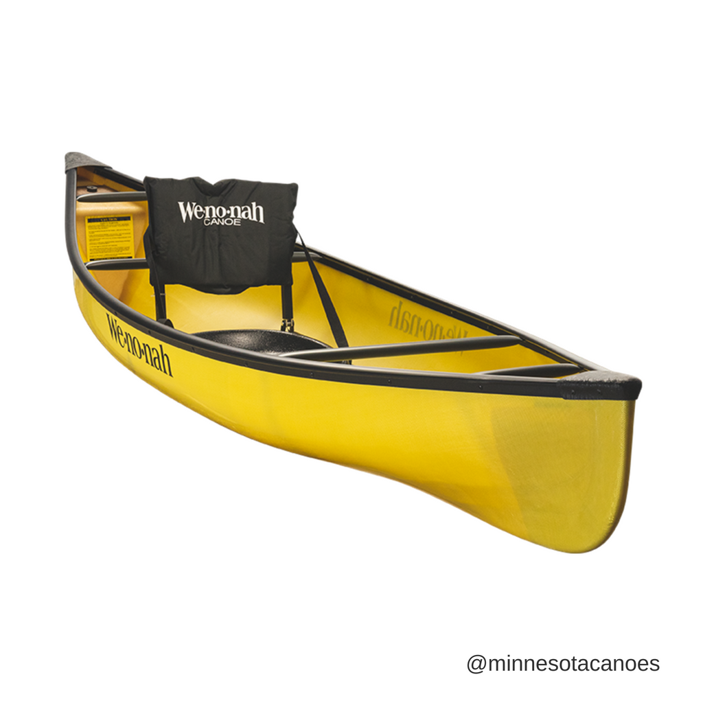 "Wee Lassie 10' 6"" Aramid Ultra-light Solo Wenonah Canoe"