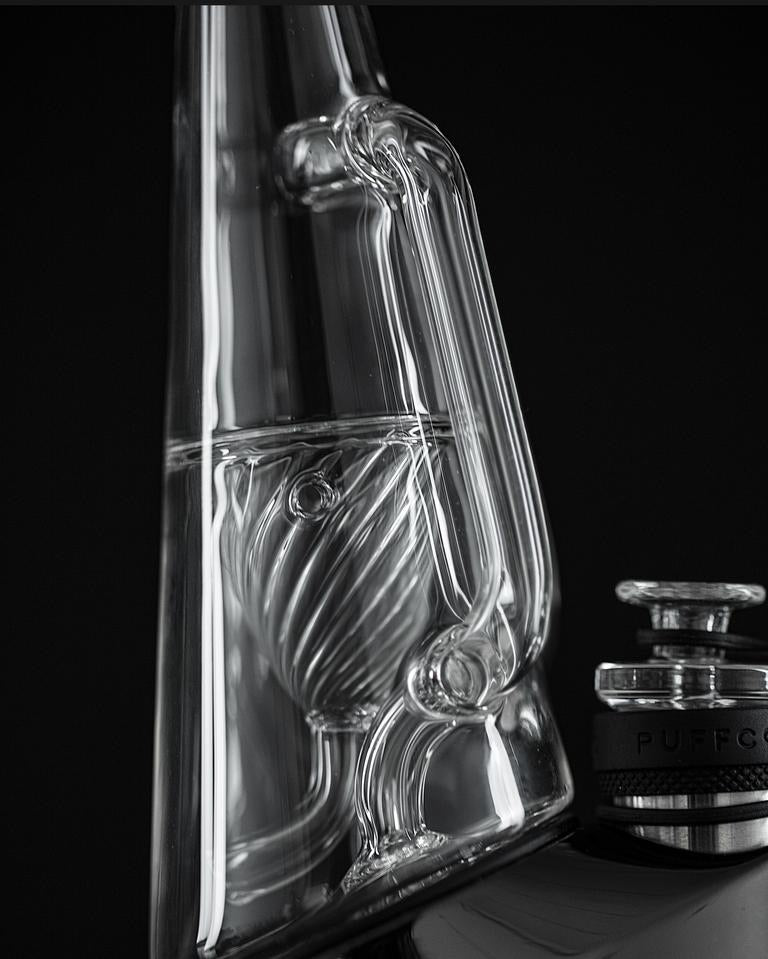 Ryan Fitt Recycler Glass for Puffco Peak