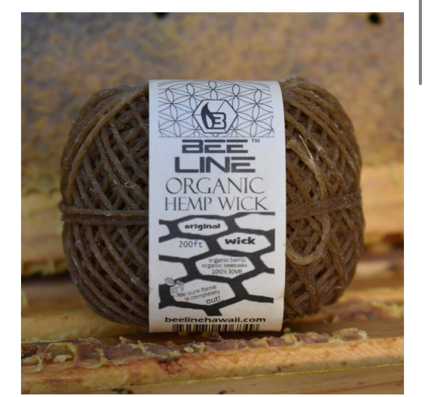 Bee Line hemp wick Original Wick Spool