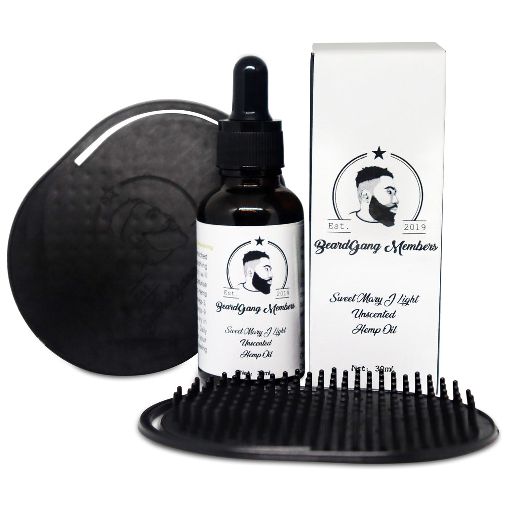 Sweet Mary J Light Beard Kit XL-BeardGang Members