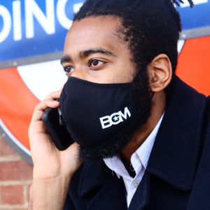 BGM Premium Face Mask-BeardGang Members