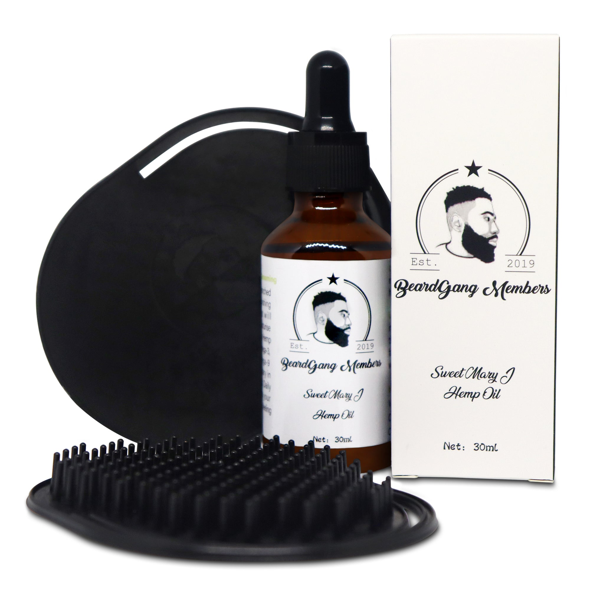 Sweet Mary J Beard Kit XL-BeardGang Members
