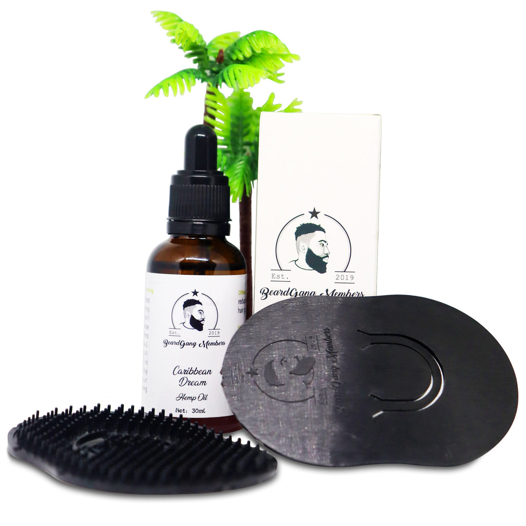 Caribbean Dream Beard Kit-BeardGang Members