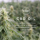 Zoned Dough™ + CBD Oil