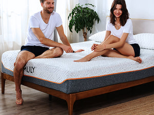 MLily Supreme Hybrid Mattress with FREE Powerbase Promo (limited supply)