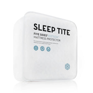 Malouf Sleep Tite Five 5ided Icetech Mattress Protector