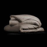 Malouf Weighted Blanket, 36x48, 5 lb., Driftwood