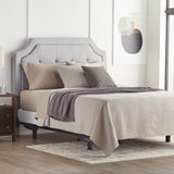 Structures DuoSupport Bed Frame, Full-King