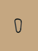 Load image into Gallery viewer, Carabiner in Black