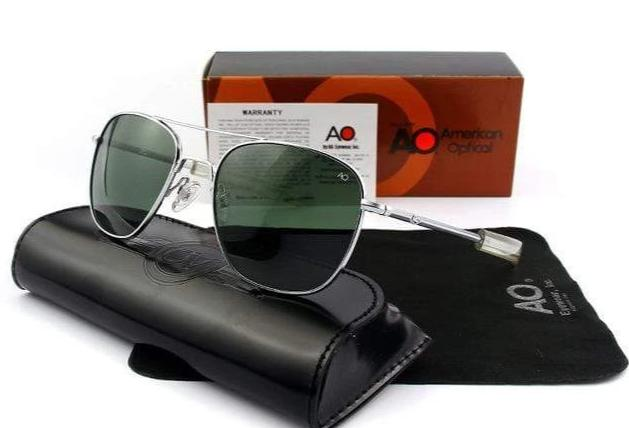 Assic.Myshop glasses C1sliver-green Anti Reflective aviation Polarized u-v [sunglasses] 28377706-c1sliver-green