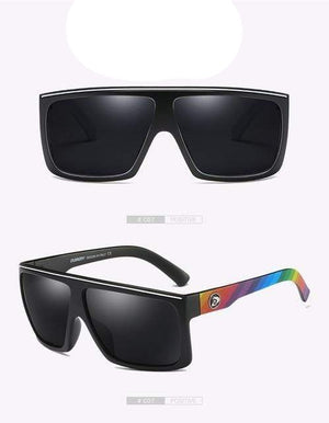 Reflective dubery Polarized u-v sunglasses