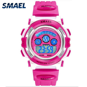 Assic.Myshop Watches Outdoor Quality [watches] smael LCD digital