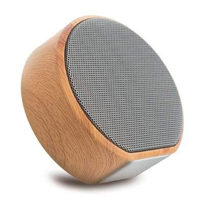 Assic.Myshop Wireless speakers Black Wood grain wireless bluetooth mini Portable [subwoofer] speakers. 20591568-black