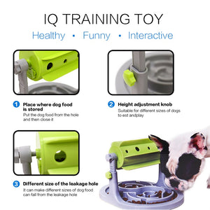 Dog & Cat Toy Feeder-Instruction