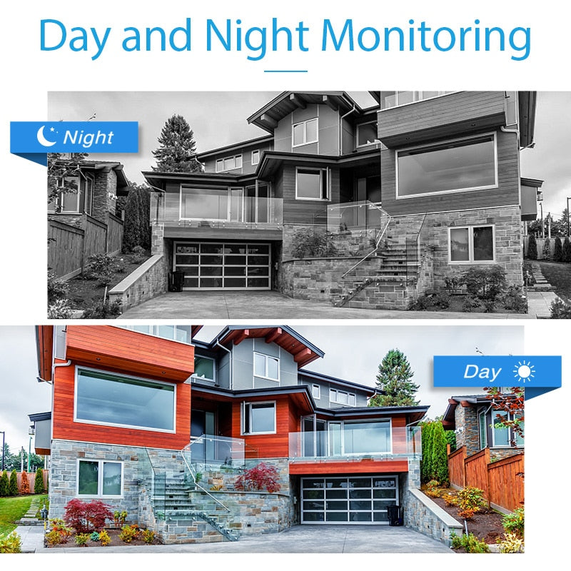 Doorbell Camera Wireless Smart Video Day And Night Monitoring