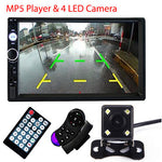 Car HD Multimedia Player Touch Screen