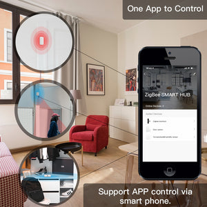 Smart Gateway Home Security Alarm