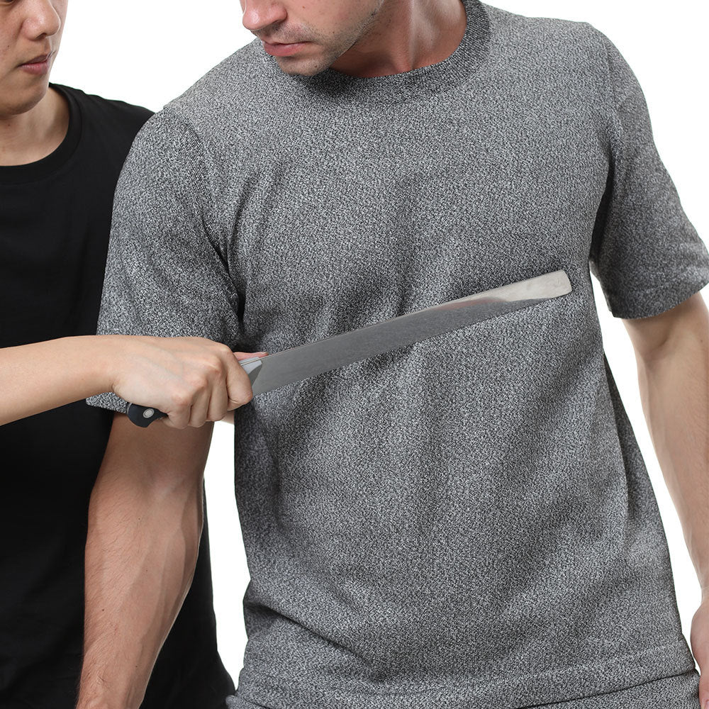 Anti-cut stabbing full-body protective