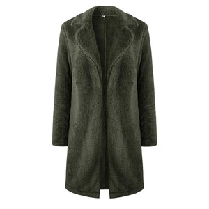 Women Vintage Long Coat Streetwear product-image-888253088.jpg