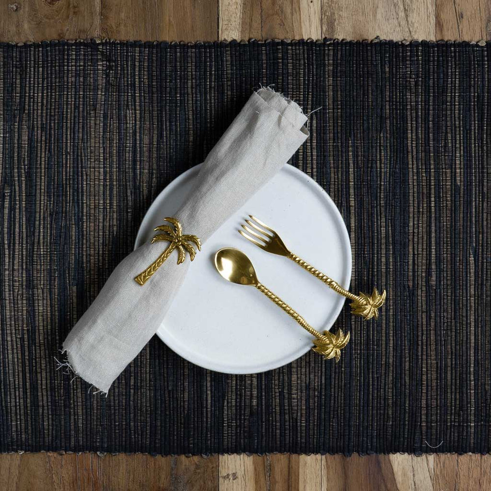 Napkin Ring Palm Tree