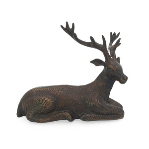 Load image into Gallery viewer, Brass Decor Deer