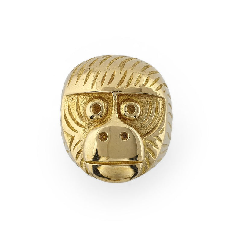 Ring Animal Monkey