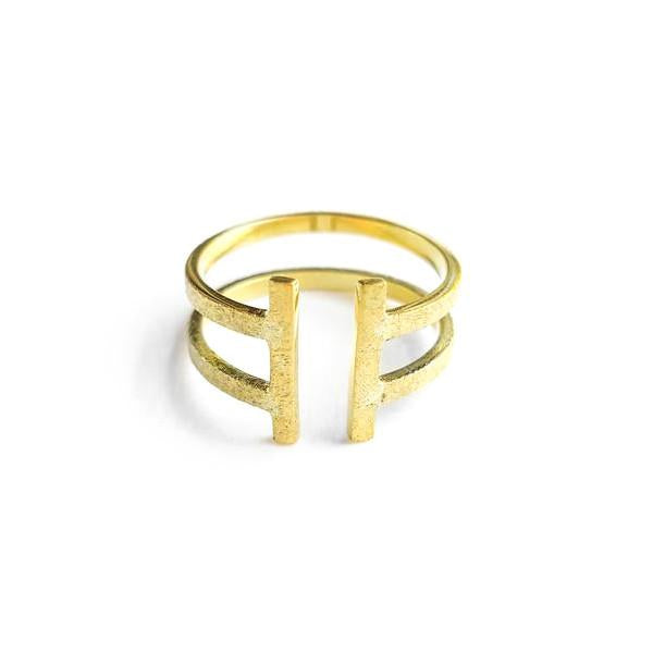 Ring Boho Equality Gold
