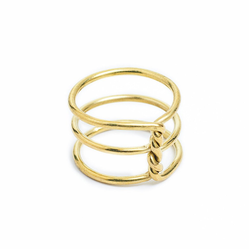 Ring Tali Air Knot