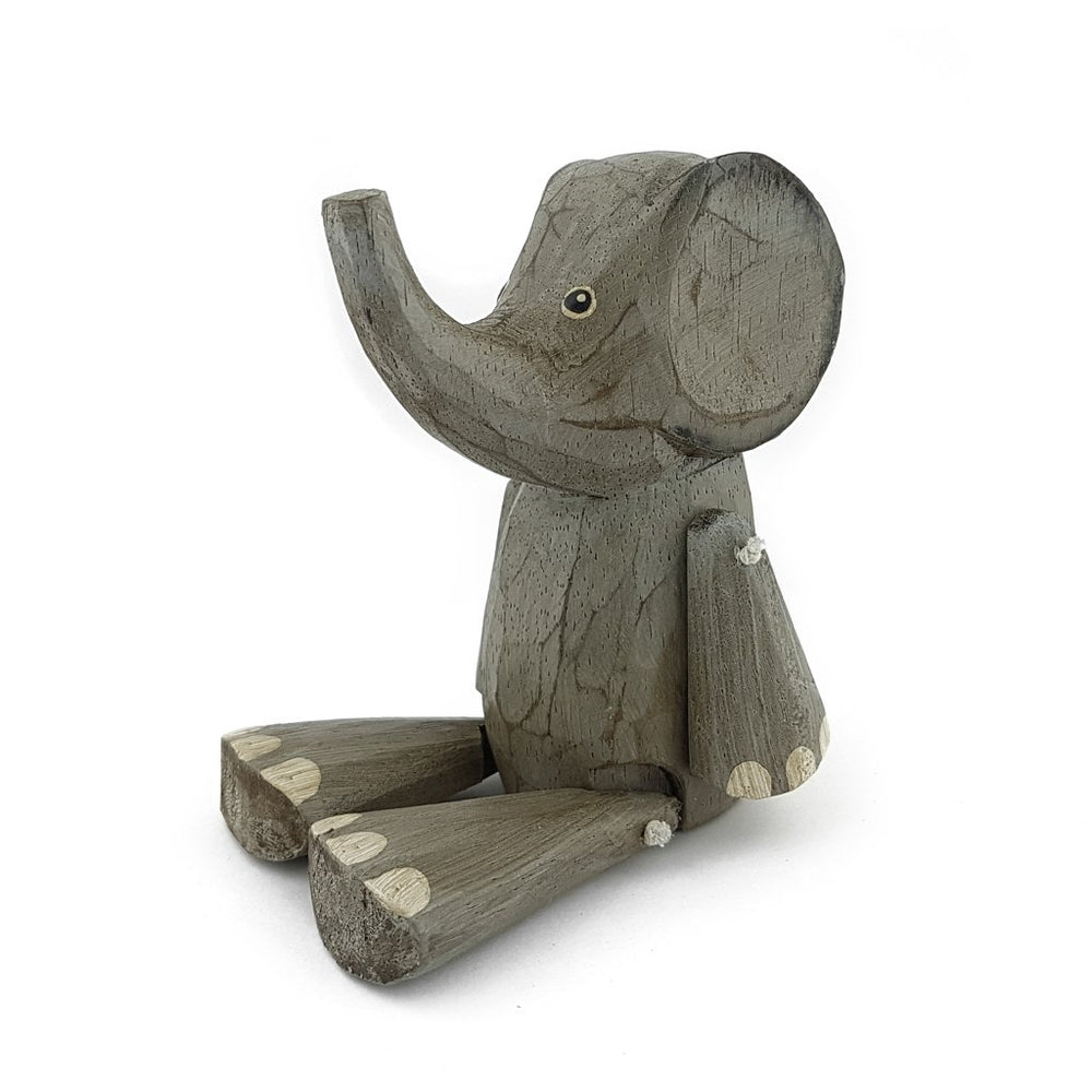 Wooden Animal Elephant big