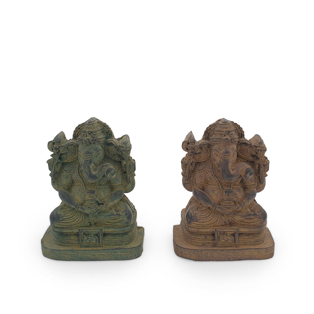 Statue Ganesha Resin Small