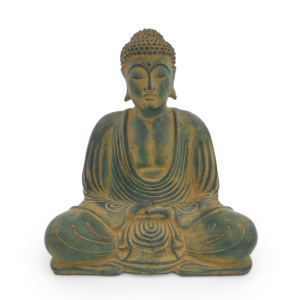 Load image into Gallery viewer, Statue Meditating Buddha Large
