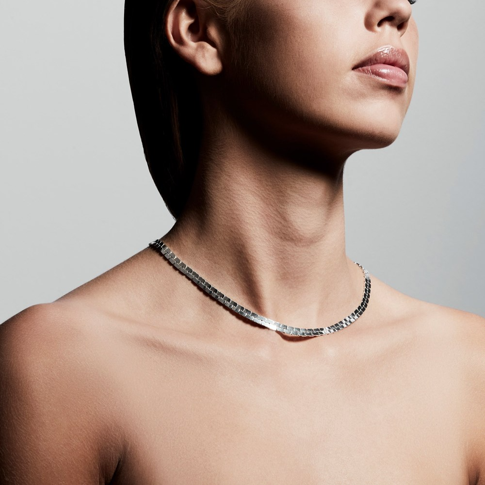 LAIA NECKLACE - SILVER