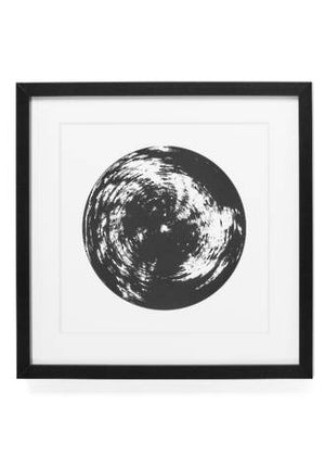 BOVI BRIGDEN WALL ART - BLACK AND WHITE