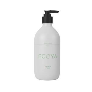ECOYA HAND AND BODY LOTION - FRENCH PEAR