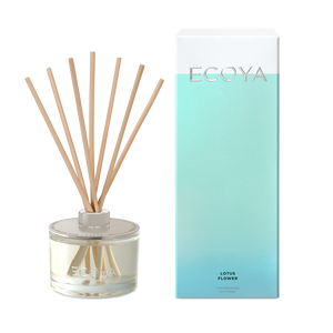 ECOYA REED DIFFUSER- LOTUS FLOWER