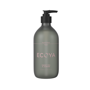 ECOYA HAND AND BODY WASH - SWEET PEA AND JASMINE