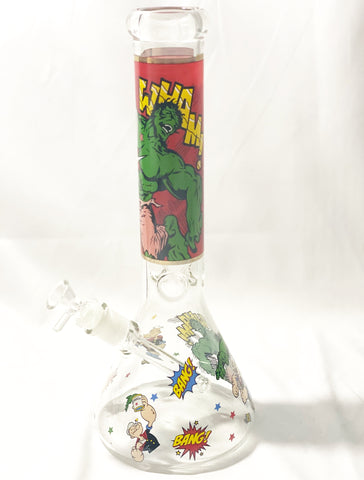 Popeye Whaam! Water Pipe