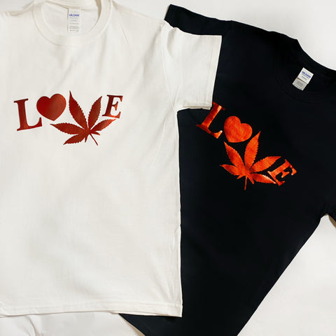 LOVE T-shirt Valentine's Edition