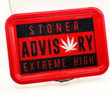 Stoner Advisory Rolling Tray Set