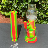 17'' Hybrid Silicone Water Pipe