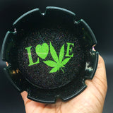 Love Rolling Tray Set
