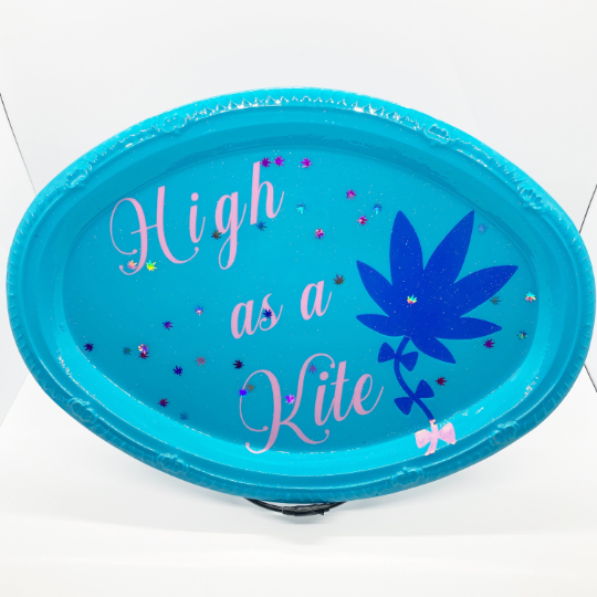 High as a Kite Rolling Tray Set