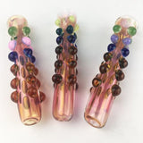 Beaded Glass Chillums