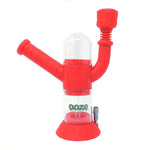 OOZE Cranium Silicone Glass Water Pipe & Nectar Collector